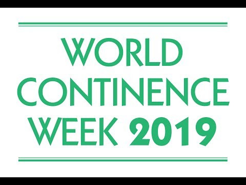World Continence Week -- You're Not Alone!