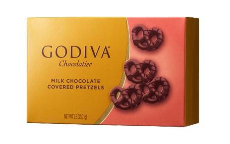 ゴディバ (GODIVA) チョコレート ミニプレッツェル