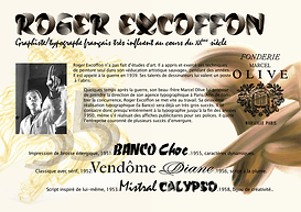 Roger Excoffon P1