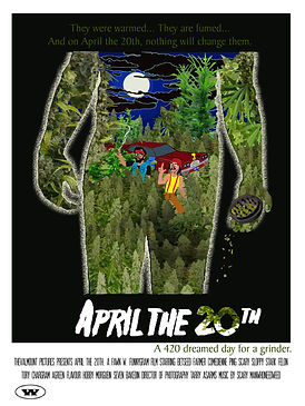 April the 20th