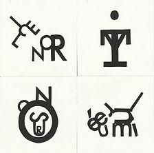 Animaux Logos