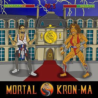 Mortal Kron-ma