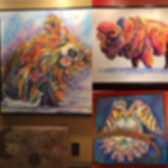 Deborah Fox Art is now displaying at The