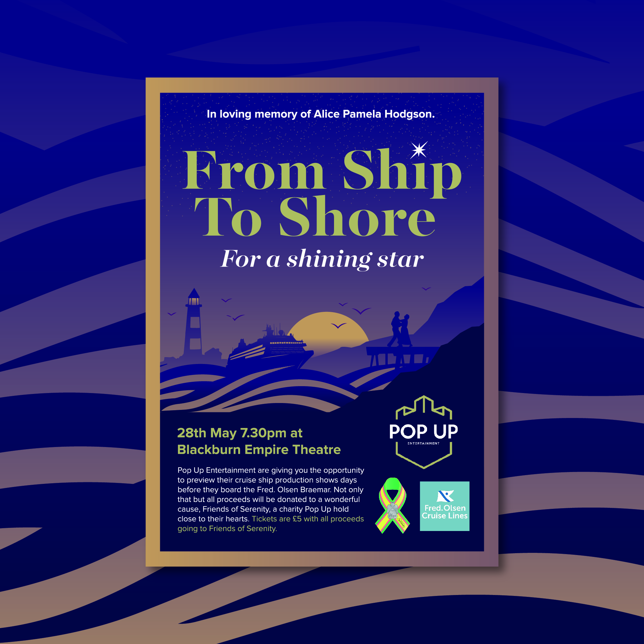 Pop Up - From Ship to Shore - A5 - Final