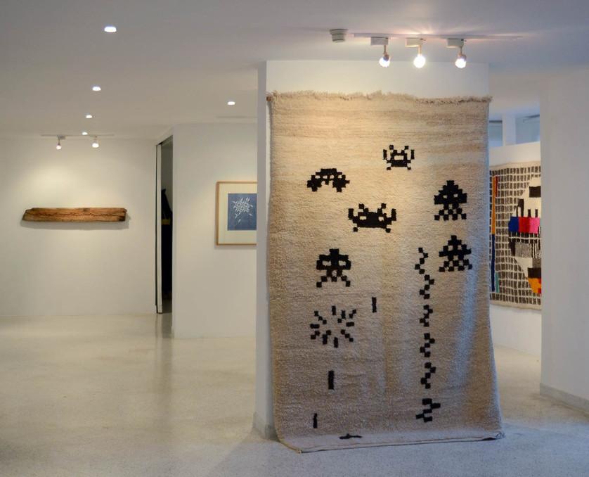 """Exhibition view, """"Maroc 2.0"""",  Meknes French Institute, 2015"""