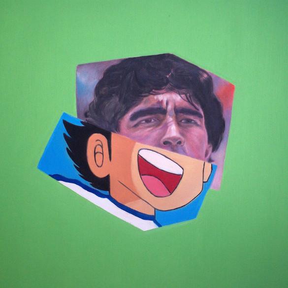 "Olivier Maradona, by ""Daniel Rédereaux"""