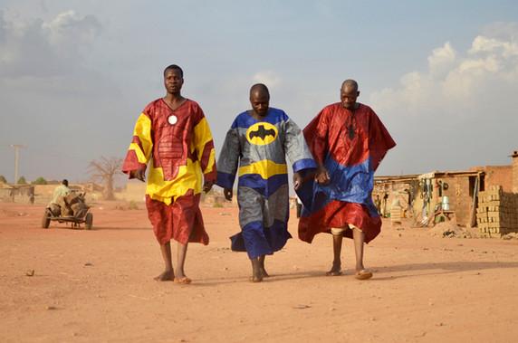 Africa comics