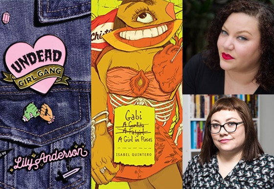 "Embracing Body Diversity in ""Undead Girl Gang"" and ""Gabi: A Girl in Pieces"""