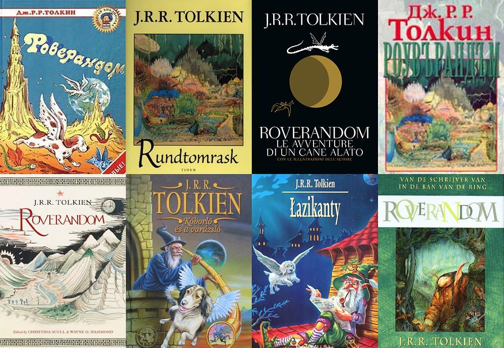 Roverandom Translations