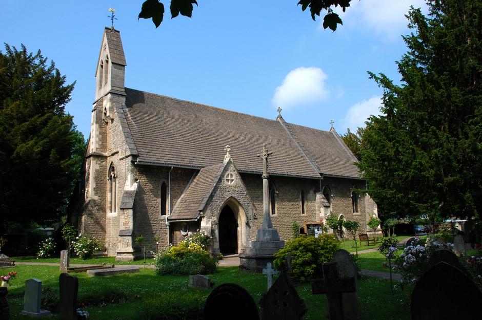 Holy Trinity Church, Headington Quarry