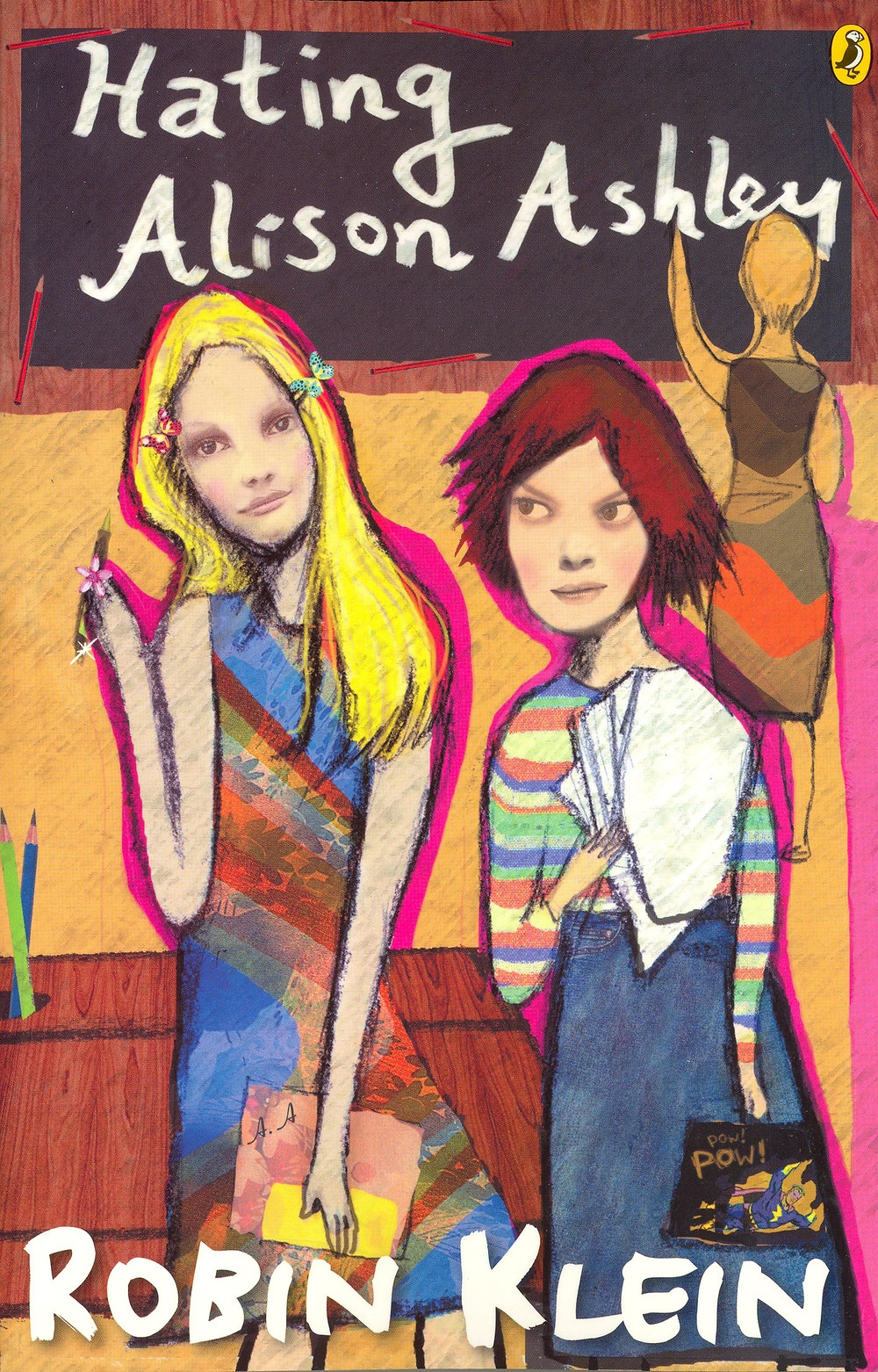 Hating Alison Ashley by Robin Klein