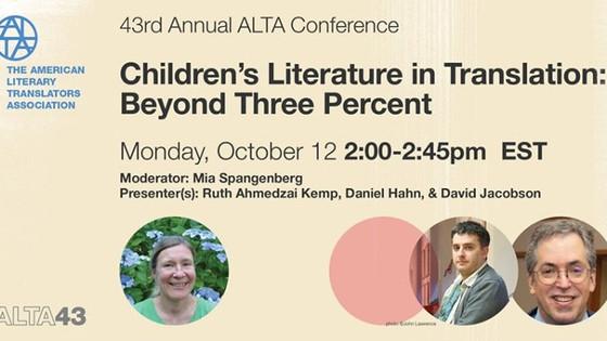 Children's Literature in Translation: Beyond Three Percent