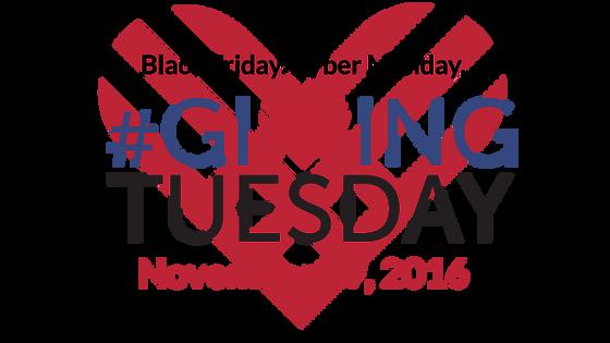 #GivingTuesday 2016