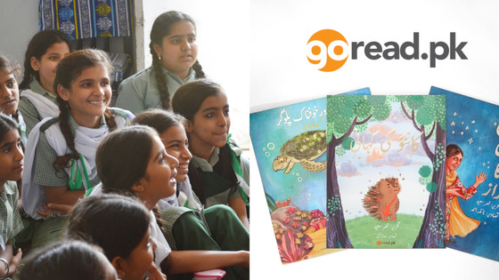 It's time for reading to become our superpower! Inspiring a Generation of Joyful Readers in Pakistan