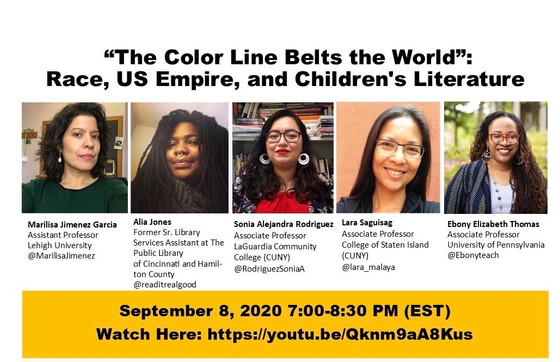 The Color Line Belts the World: Race, US Empire, and Children's Literature