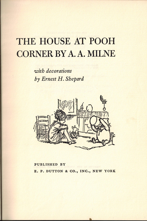 St John's Wood and the Hundred Acre Wood: E. H. Shepard and Rural Modernity