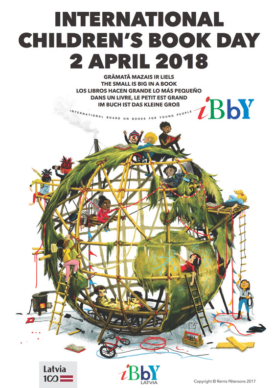 International Children's Book Day 2018
