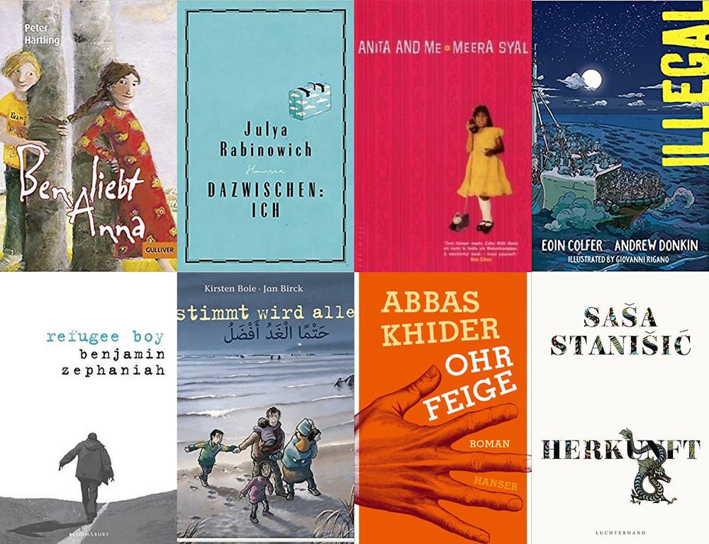 Representations of Migration in German and British Children's Literature