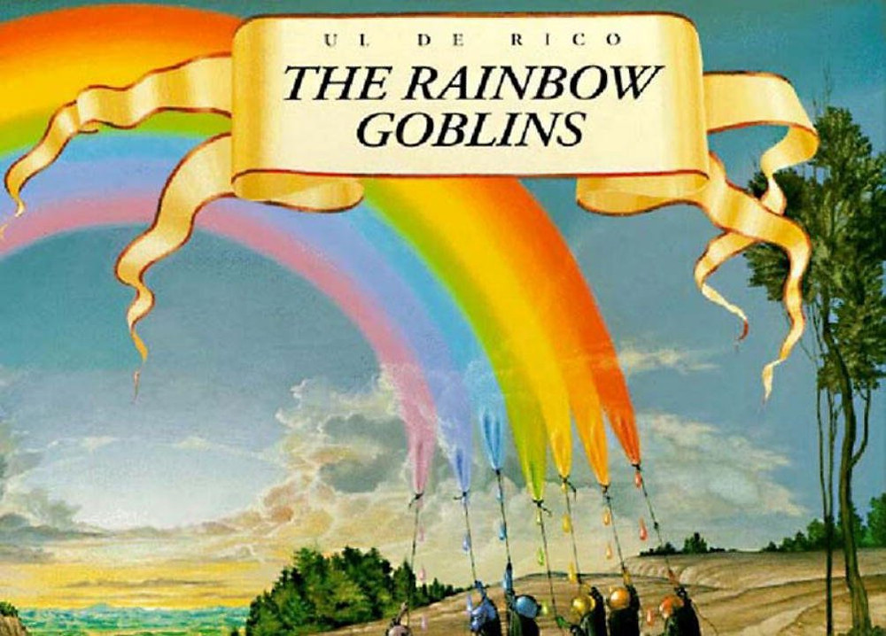 The Rainbow Goblins (1977) by Ul de Rico