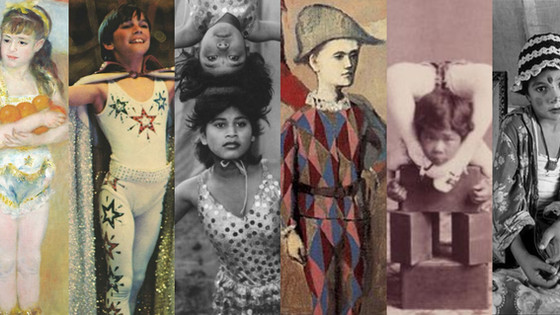 Lecture: Beneath the Big Top: Controversial Dimensions of Circus Stories