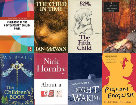 Deconstructions of Childhood in Contemporary English Fiction for Adults