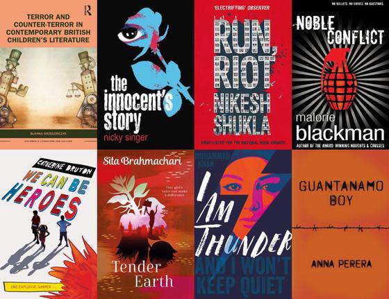 Children's Fiction and Terror