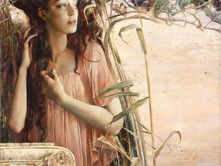 Путь героини в мифологии.
