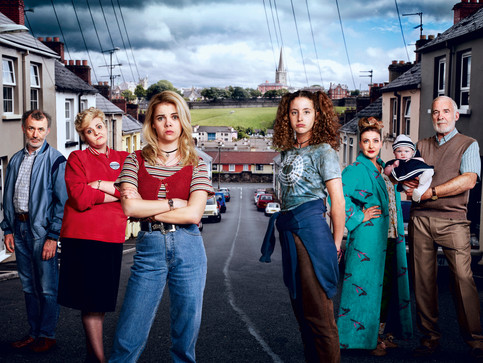 CHANNEL 4 // Derry Girls Series 1 // Adam Lawrence