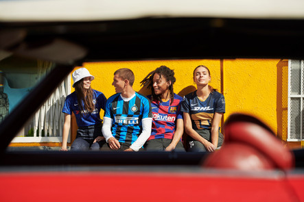 NIKE // Style Guide // Global Football Jersey Culture