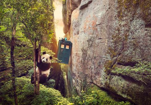 BBC // DR Who // CGI Simon Allan at Giant Bonsai