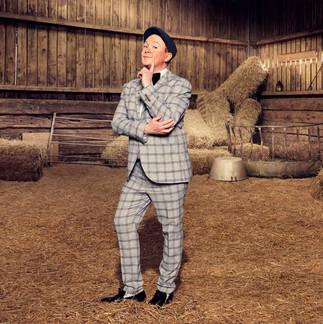 Ray Burmiston // Celebs On The Farm // MTV