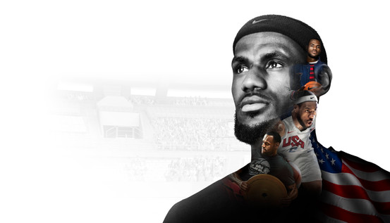 NIKE // Olympics // LeBron James