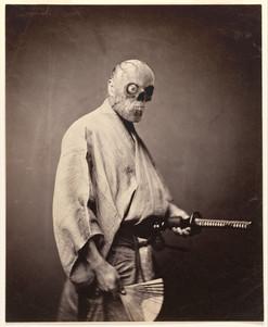Personal // Zombie Samurai