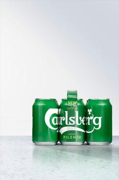 Fold 7 // Carlsberg Pilsner // CGI Simon Nankivell
