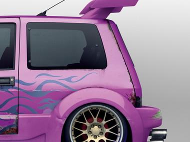 Kevin Griffin // Liberty Car Insurance // CGI Simon Nankivell