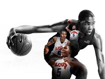 NIKE // Olympics // Kevin Durant