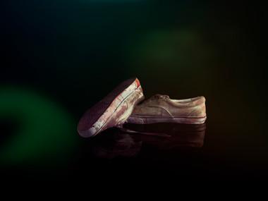 Girls In Undies Vs Zombies // Torch Terry // SFX M-UP: Bill Turpin // Photos: Jesse Seaward