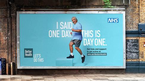 Sarah Creswell // MCSaatchi // NHS - Public Health England
