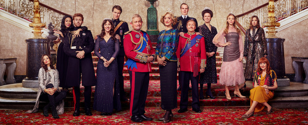 CHANNEL 4 // The Windsors Series 3 // Adam Lawrence