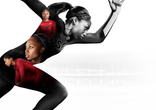 NIKE // Olympics // Allyson Felix