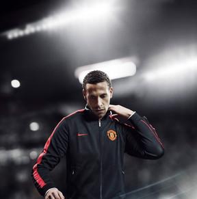 NIKE // Replica Team Kits // Man United - Ferdinand