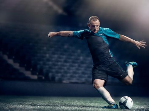 NIKE // T90 Silo Kits // Wayne Rooney