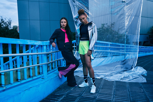 NIKE // Style Guide // Tech Pack