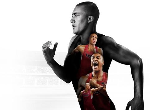 NIKE // Olympics // Ashton Eaton