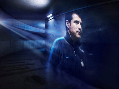 NIKE // Replica Team Kits // Inter Milan - Stankovic