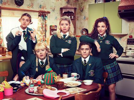 CHANNEL 4 // Derry Girls Series 2 // Adam Lawrence