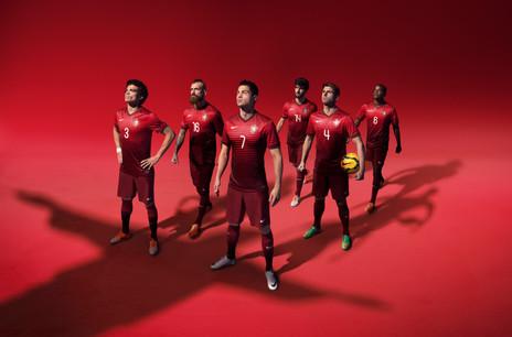 NIKE // National Team Kits // Portugal Win