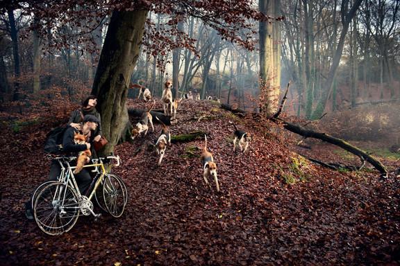 Frank Herholdt // Brooks Saddles