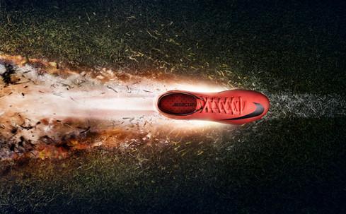 NIKE // Mercurial Boots // Greg White