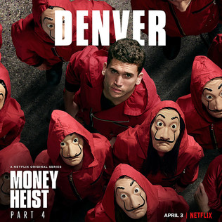 NETFLIX // Money Heist - La Casa De Papel